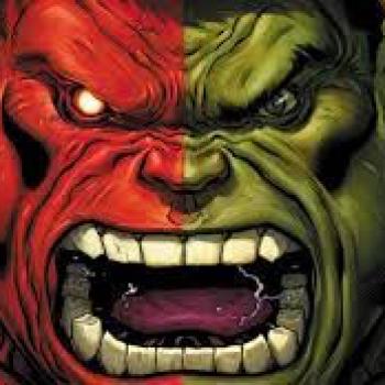 Hulk Pannella Uno Di Noi