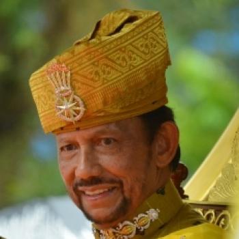 Sultan Omar Ali Khairi
