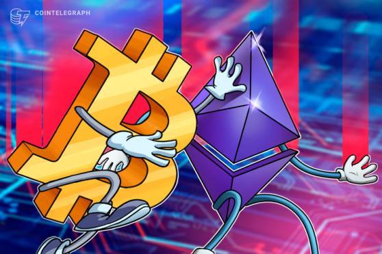 Bull trap per Ethereum? Il grafico di ETH suggerisce un crollo nella coppia contro Bitcoin