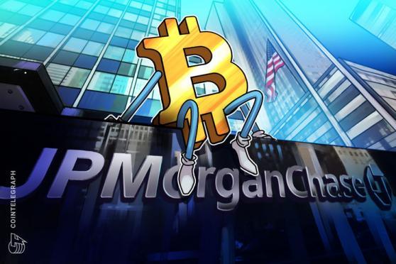 JPMorgan ottimista su Bitcoin, cita un enorme potenziale di crescita