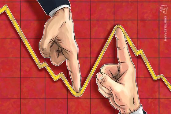 Bitcoin scende sotto i 36.000$: un noto modello finanziario prevede un altro grande crollo