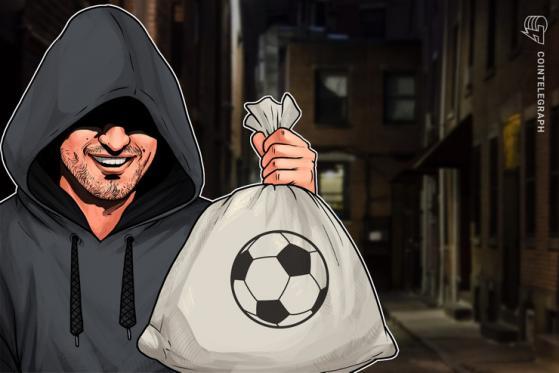 Squadra di calcio inglese vittima di un attacco ransomware: chiesto riscatto da 400 BTC